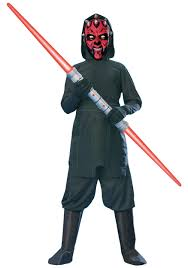 darth maul child costume kids darth maul star wars costumes