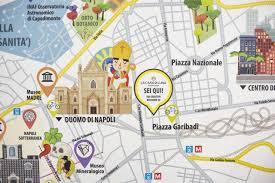 Napoli Map by Bed And Breakfast La Casa Di Luna Naples Italy Booking Com
