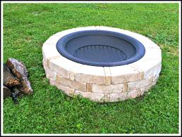 laura u0027s plans easy outdoor fire pit