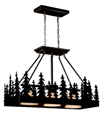 Rustic Kitchen Island Light Fixtures Vaxcel Pd55536bbz Yosemite Country Burnished Bronze Finish 25