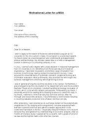 sample cover letter job application mba resume template for
