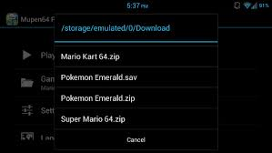 android gba roms how to play n64 and gba on your android device