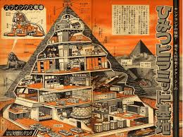 secret map heropress map a monday dr who s secret pyramid base