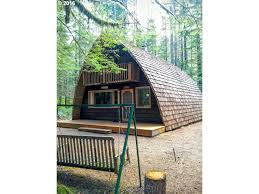 Modified A Frame House Merit Properties Inc Mount Hood Real Estate For The Hoodland
