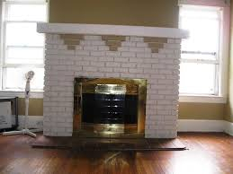 how to brick fireplace makeovers ideas home fireplaces firepits