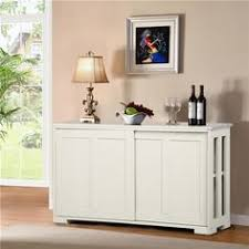 gremlin wheeled kitchen storage sideboard buffet cabinet white wood ceccola alliececcola profile