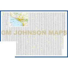 california map laguna orange county south san clemente laguna california