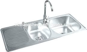 stainless steel sinks with drainboard canada stainless steel sink with drainboard canada plus 2 bowl drop in