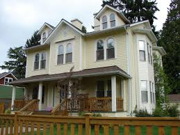 Queen Anne Style House Plans Early Architecture In Wedgwood Wedgwood In Seattle History