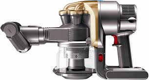 Dyson Hand Vaccum Dyson Dc16 Handheld Vacuum For Pet Lovers Ohgizmo