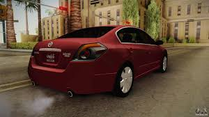altima nissan 2009 nissan altima 2009 standard for gta san andreas