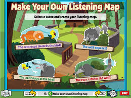 Listening Map Tip Of The Week Peter And The Wolf Song Based Lesson