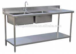 stainless steel kitchen sink cabinet metal kitchen sink base cabinet stainless steel kitchen sink