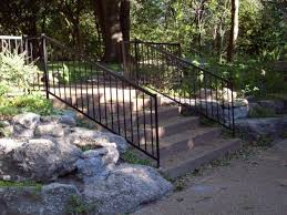 step rails gallery aaron ornamental iron works