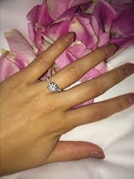 ring engaged i just got engaged ring pics included and guesses welcome