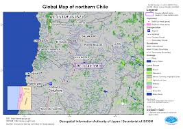 Map Chile Disaster Caused By Floods In Northern Chile April 2015 Gsi Home