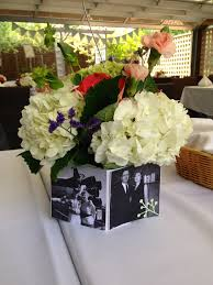 60th birthday centerpieces for tables diy wednesday 60th anniversary party heartfelt by lauren