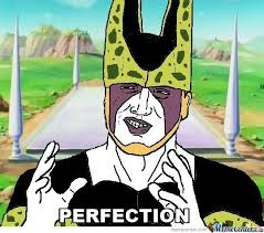Cell Meme - perfect cell by seanholmes meme center