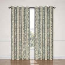 Montevilla Decopolitan 72 144 In by Amazon Com Eclipse Nadya Grommet Blackout Window Curtain Panel