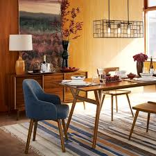 Saddle Dining Chair West Elm UK - West elm dining room chairs