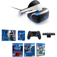 hologram goggles moto related motocross sony playstation vr bundle with playstation 4 slim uncharted 4