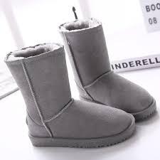 womens high heel boots australia australia winter warm ug botas style goat wool