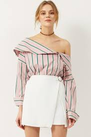 one shoulder blouse one shoulder blouse discover the fashion trends