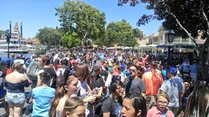 disneyland in may best worst days to go is it packed real