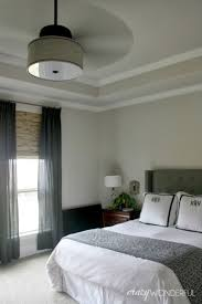 Bedroom Ceiling Light 25 Best Ceiling Fan Makeover Ideas On Pinterest Designer