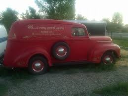 1946 dodge panel truck 1946 ford panel truck for sale grand junction colorado
