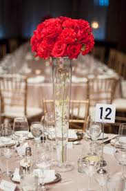 black tie wedding with sophisticated red details belle the magazine