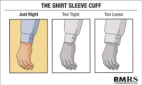 how a dress shirt should fit fitting guide to button down shirts