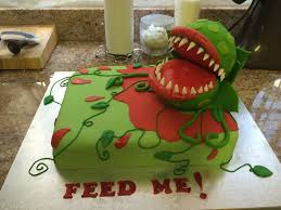 halloween horror nights gift shop little shop of horrors cake audrey 2 cakes pinterest horror