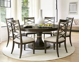 universal dining room furniture universal furniture california 7pc round dining room set w x back