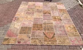 Pink 8x10 Rug Area Rug 8x10 Turkish Carpet 8x10 Oversized Area Rug