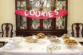 cammi lee events real party pink and green cookie exchange