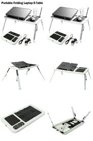Laptop Desk Portable by The 25 Best Portable Laptop Table Ideas On Pinterest Adjustable