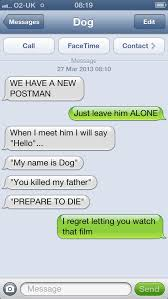 Trending Funny Text Messages To - the top 13 hilarious exchanges from the text from dog blog barkpost