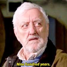 Wilfred Meme - doctor who david tennant ten wilfred mott bernard cribbins dw meme