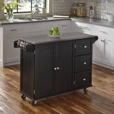 kitchen kitchen cart stainless steel top stainless steel kitchen