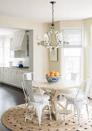 kitchen staging ideas rustic round kitchen table setsround rugs under for ft 32
