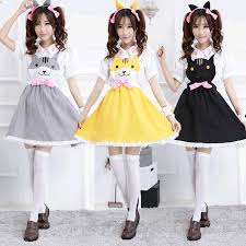 carnevale costumes anime neko atsume costume for woman girl