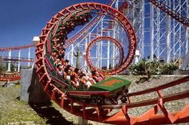 Goliath Six Flags Magic Mountain Six Flags Magic Mountain Tour 9