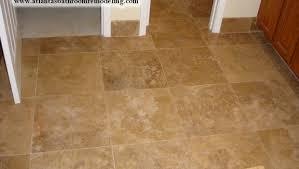 Travertine Bathroom Floor Great Travertine Floor Designs 20 Portraits Home Living Now 35503