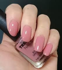 thefaceshop trendy nails pk106 2 coats seche top coat my