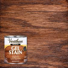 what is the best gel stain for kitchen cabinets varathane 1 qt mahogany wood interior gel stain 339585 the home depot