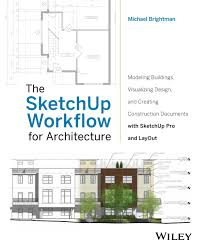 sketchup workflow for architecture modeling buildings