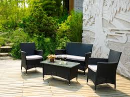 Rattan Outdoor Patio Furniture by Weatherproof Rattan Garden Furniture Sale Uk Youtube