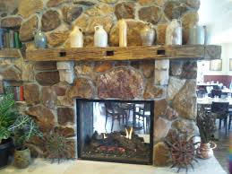 reclaimed wood telluride stone