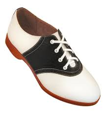 womens dress boots sale retro saddle shoes black white two toned oxford shoes